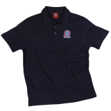 Poloshirt Basketball navy