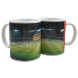 Arsenal F.C. Mug Stadium