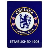 Chelsea Large Logo Sign