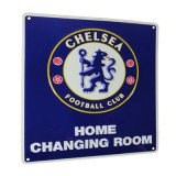 Табличка Chelsea F.C. Home Changing Room Sign