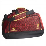 Red Large Holdall Bag