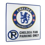 Табличка Chelsea F.C. No Parking Sign