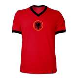 Albania 1973 Short Sleeve Retro Shirt