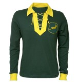South Africa 1947 Long Sleeve Retro Shirt