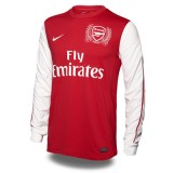 Arsenal Adults 125 Home L/S Shirt