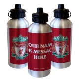 Personalised Crest Water Bottle