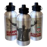 Shankly Birthday Water Bottle