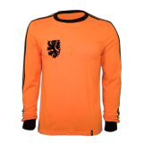 Holland 1977 Long Sleeve Retro Shirt