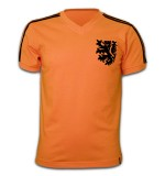Holland WC 1974 Short Sleeve Retro Shirt